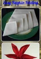 Easy Napkin Folding - screenshot thumbnail 17