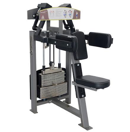 Axelrotation, 80 kg