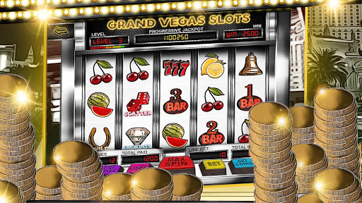 Grand Vegas Casino Lucky Cherry Slots Machine 5 screenshots {n} 2