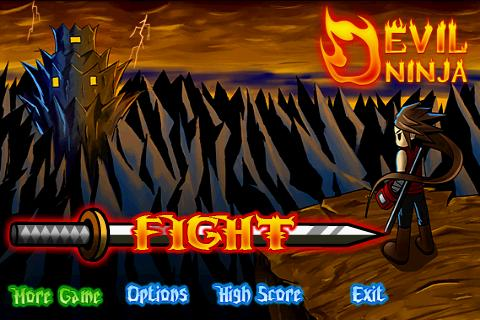 Devil Ninja screenshot 2