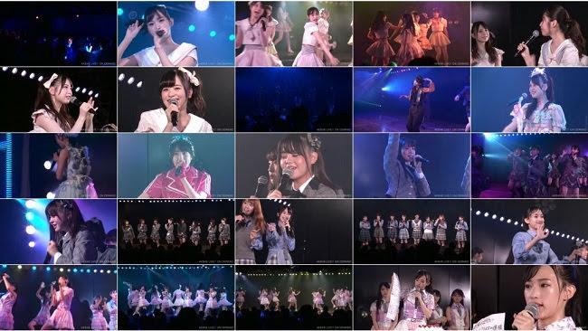 190729 (720p) AKB48 チーム8 湯浅順司「その雫は、未来へと繋がる虹になる。」公演 歌田初夏 生誕祭