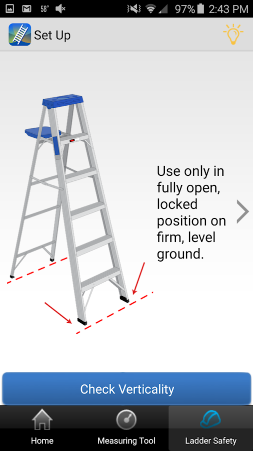 Ladder Safety- screenshot