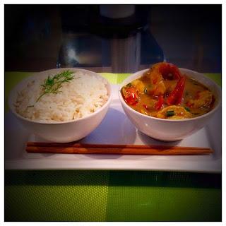 Thai Shrimp Curry Recipe….