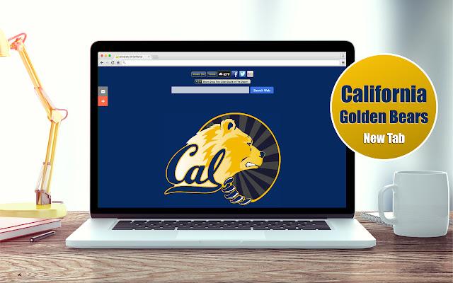 University of California New Tab