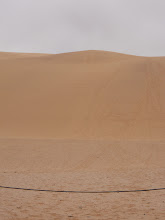 Photo: Dune just outside Swakopmund