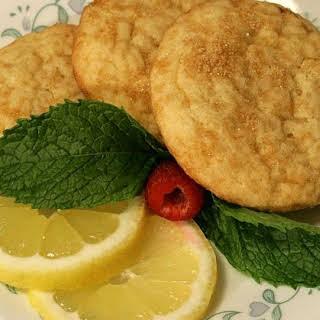 Amazing Limoncello Cookies.