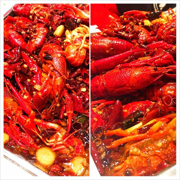 北京胡大飯館-麻辣小龍蝦