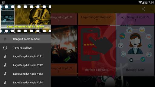لقطات شاشة Lagu Dangdut Koplo Terbaru 10