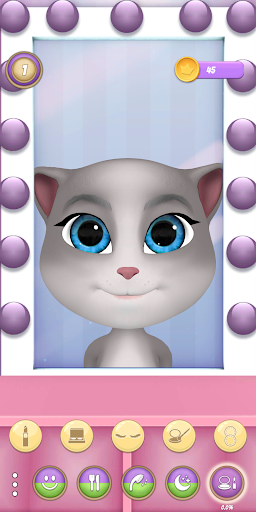Talking Cat Lily 2 screenshots 13