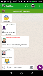BetChat Kenya screenshot 1