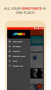 Audiko: ringtones, notifications and alarm sounds. 7