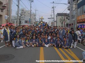 Photo: 【平成16年(2004) 本宮】 神輿連の集合写真。
