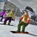 Winter Sports Athlete Game icon