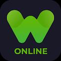 W Online: Last Seen Online Notification icon