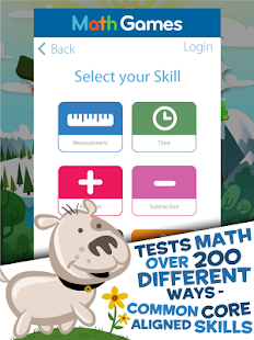 Math Smash Animal Rescue- screenshot thumbnail