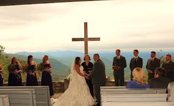 Photo: Wedding Ceremony Symmes Chapel 'Pretty Place' Cleveland, SC - http://WeddingWoman.net