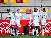 Casper De Norre maakte een fantastisch doelpunt op het veld van KV Mechelen