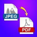Jpg to PDF converter - PDF Converter icon