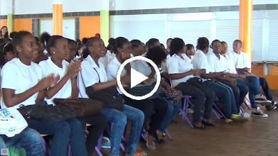 Video: Sensemaya au Collège Dillon 2 Fort de France (Martinica)