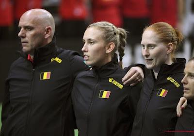 Fed Cup: le duel contre l'Espagne s'annonce bouillant