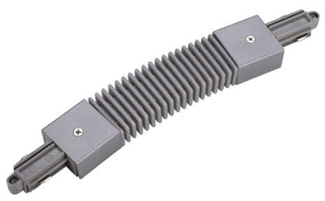 Flexibel skarv 1-fas Silver/Vit