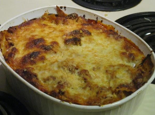 Sherry's Lasagna Recipe
