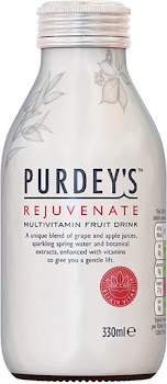 Purdey's Rejuvenate Mutivitamin Fruit Drink - 330ml