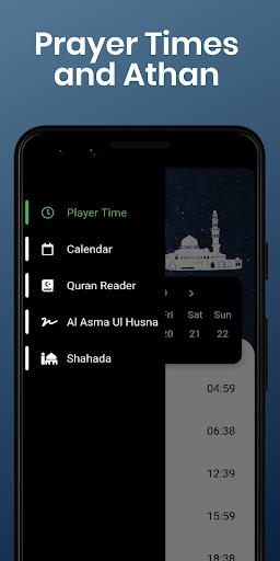 Muslim Prime :RAMADAN 2020 Prayer Time,Athan,Quran screenshot 9