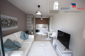 Appartement meublé 2 pièces 42,47 m2