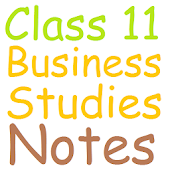 Class 11 Business Studies Note
