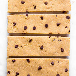Chocolate Chip Peanut Butter Protein Bars