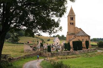 Photo: J15 (2008) : Eglise de Mazille