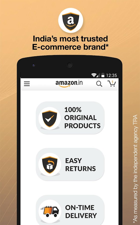 how to make a online store app