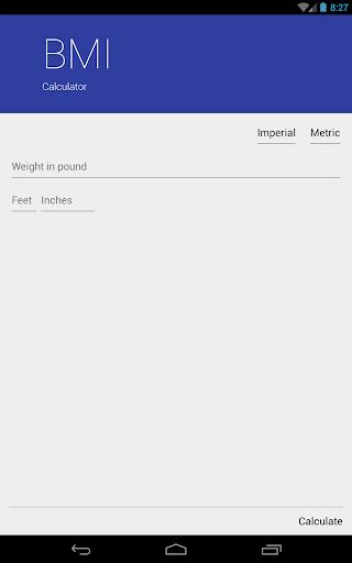 玩免費健康APP|下載BMI Calculator app不用錢|硬是要APP