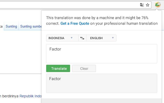 Day Translations Free Translation Tool