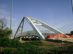 Photo: ecco il bellissimo ponte ...che ci ha fatto ricordare quello sul Cedron
