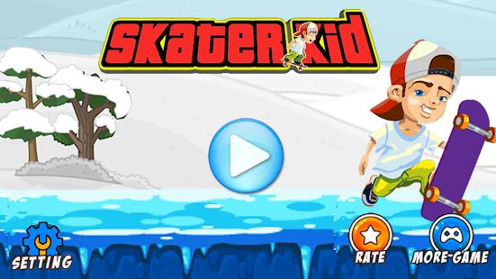 Skater Kid Adventure - náhled