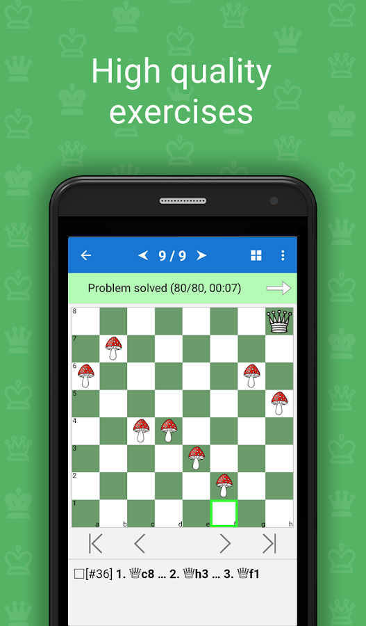 Chess School for Beginners- screenshot