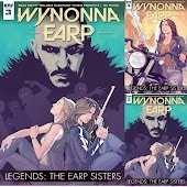 Wynonna Earp Legends: The Earp Sisters