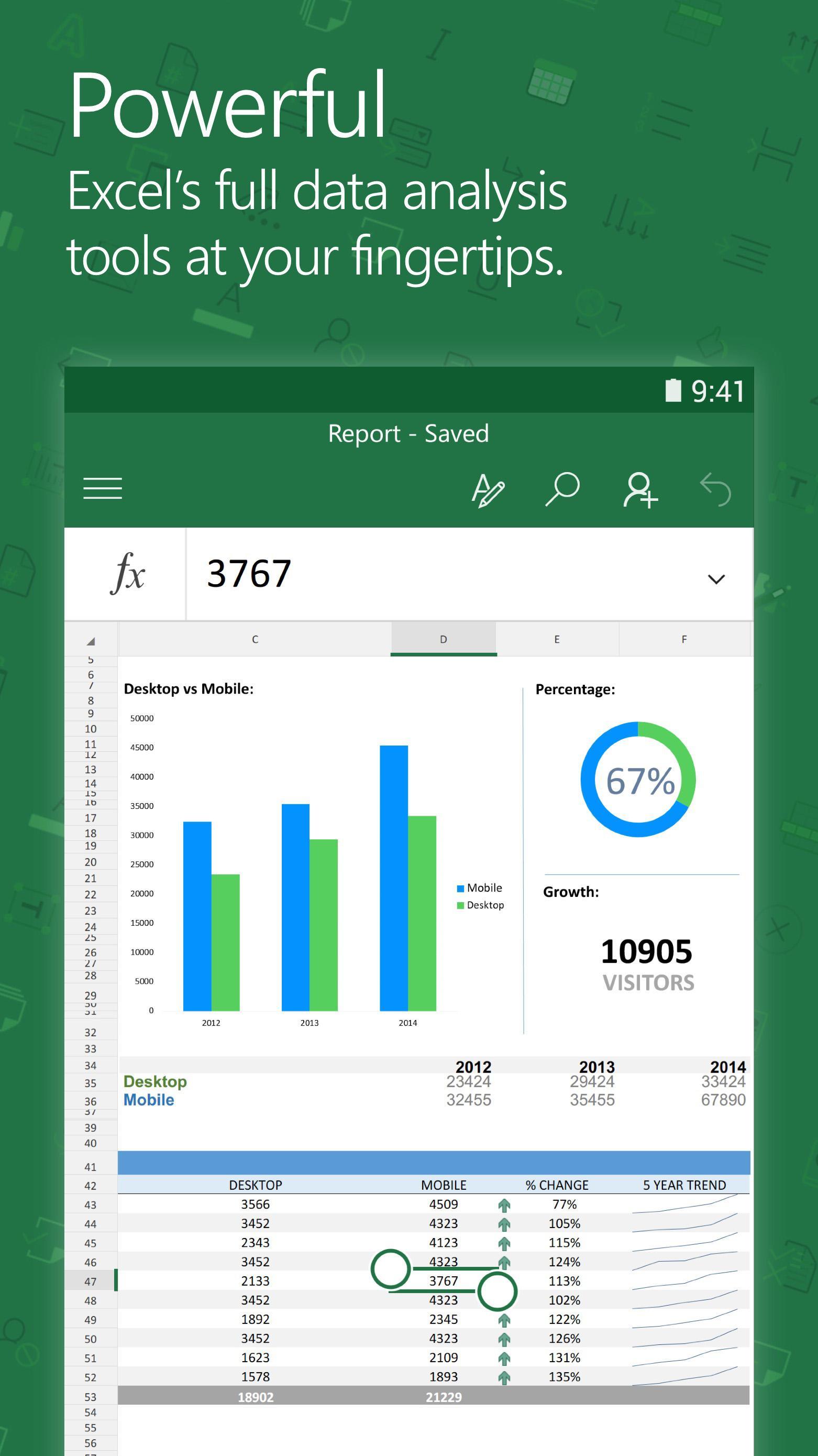 Microsoft Excel screenshot #1