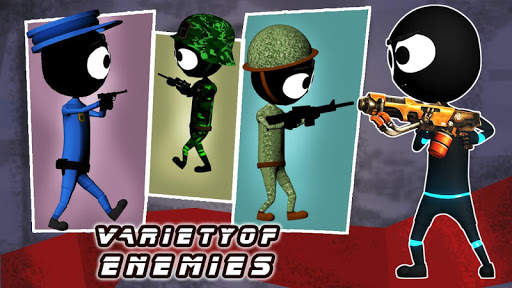 Stickman Shooter: Elite Strikeforce 6.7 screenshots 6