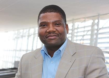 Professor Maphahlaganye Jeffrey Mphahlele