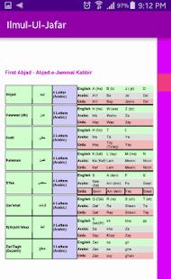 Ilmul-Ul-Jafar - náhled