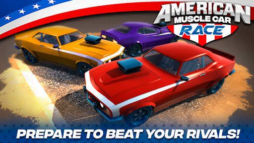 American Muscle Car Race 3.0 screenshots 9