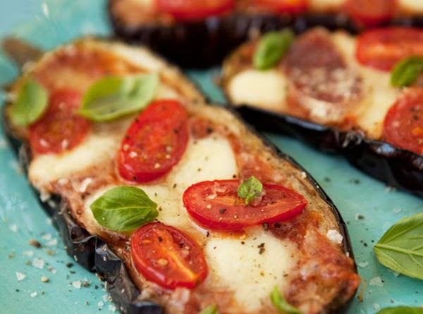 Serve with olive oil and salad