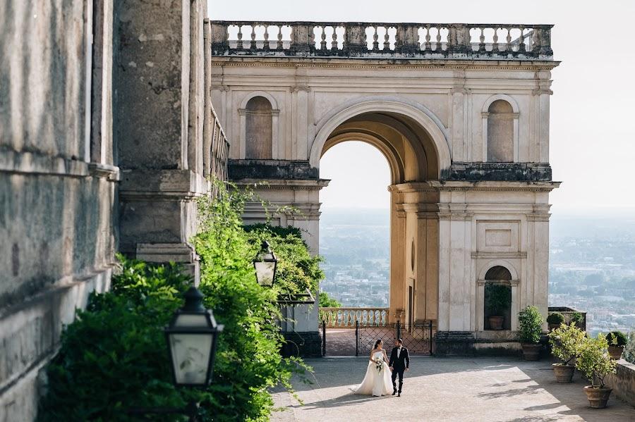 Wedding photographer Massimiliano Magliacca (Magliacca). Photo of 30.10.2019
