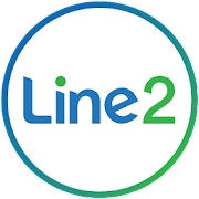 Line2 - Second Phone Number app analytics