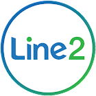 Line2 - Second Phone Number icon