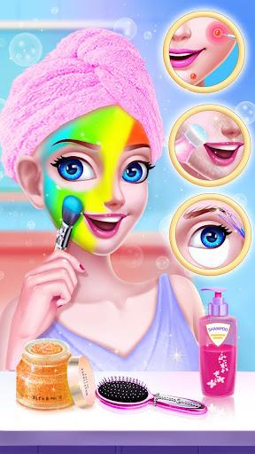 ud83dudc60ud83dudc84Gymnastics Queen - Superstar Makeup apktram screenshots 5