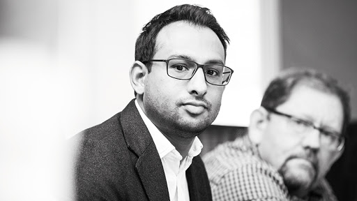 Drushen Naidoo, SAP.